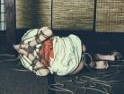 Ushirode-Gassho shibari
