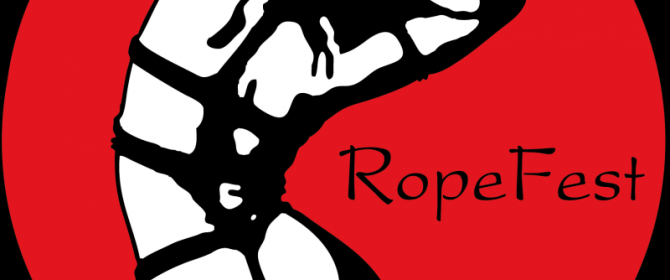 Фестиваль шибари RopeFest