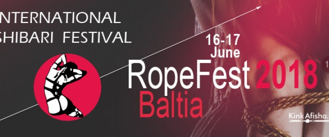 shibari festival ropeFest baltia
