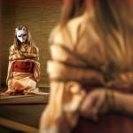 shibari kitsune шибари кицунэ