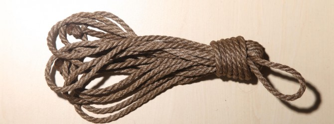 веревка для шибари