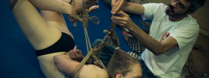 семинар RS Docval в школе шибари RopeSchool