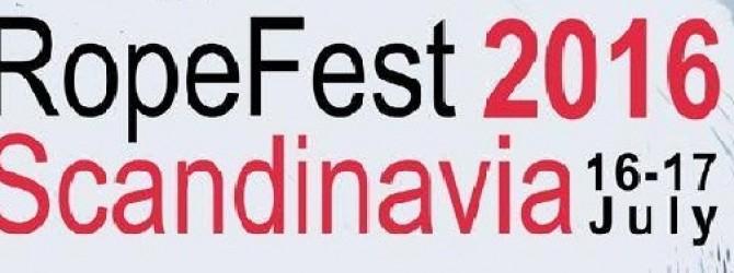 RopeFest Scandinavia. 16-17 июля, 2016. Таллин.
